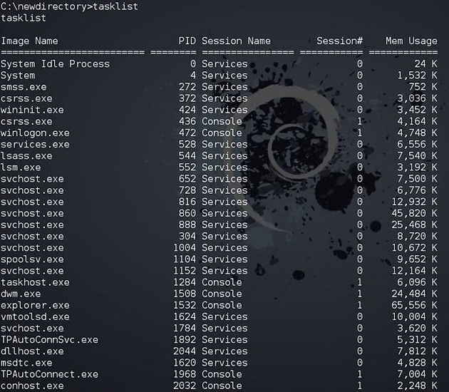 Windows Remote CMD Commands for Hacking