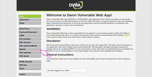 Web App Hacking, Part 7: Injecting a Backdoor into a Website with