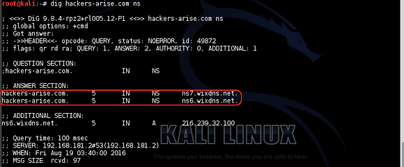 Linux Basics for the Aspiring Hacker, Part 4 (Networking)