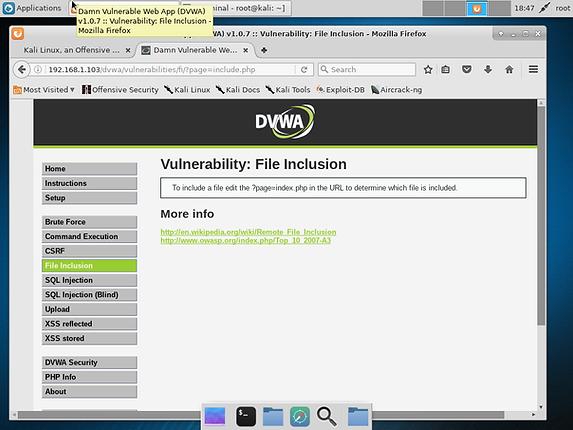 Web App Hacking, Part 11: Local File Inclusion (LFI)