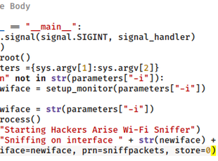 Wi-Fi Hacking: Creating a Wi-Fi Scanner with Python and Scapy