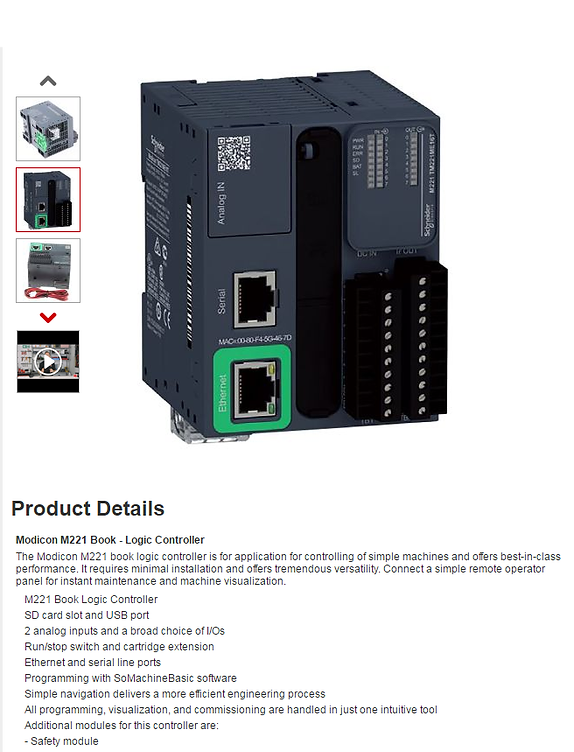 SCADA Hacking: Hacking the Schneider Electric TM221 Modicon PLC