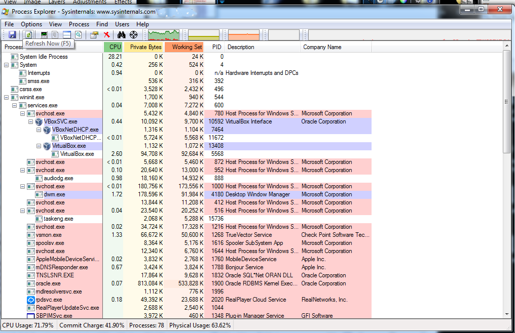 Digital Forensics, Part 8: Live Analysis with sysinternals