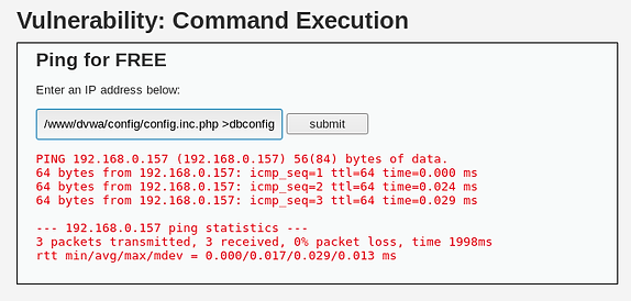Web App Hacking, Part 14: OS Command Injection