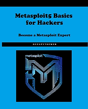 Metasploit Basics for Hackers cover 4.pn