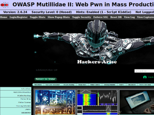 Web App Hacking: BurpSuite, Part 4: Remote File Inclusion (RFI)