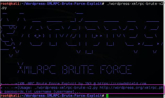 Web App Hacking, Part 6: Exploiting XMLRPC for Bruteforcing