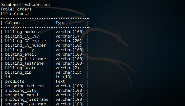 Database Hacking, Part 4: Extracting Data with sqlmap