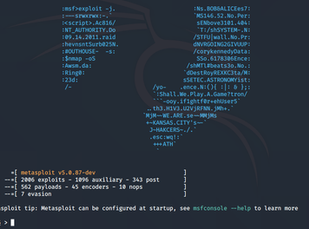 Metasploit Basics for Hackers, Part 1: Getting Started with Metasploit5