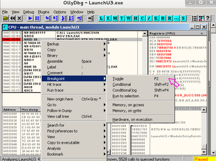 Reverse Engineering Malware, Part 5: OllyDbg Basics