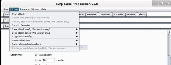 Web App Hacking: Hacking Form Authentication with Burp Suite
