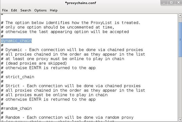 How to Evade Detection with proxychains