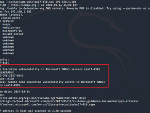 Port Scanning and Recon with nmap, Part 2: The nmap scripts (nse)