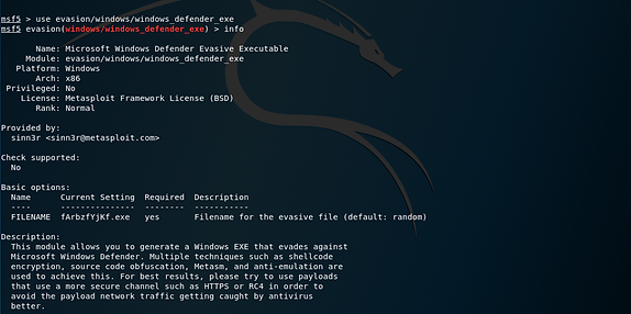 Metasploit Basics for Hackers, Part 24: The New Evasion Modules in