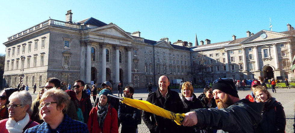 Tour Gratis de Dublin, Free tour