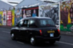 Black Taxi Tour Murals Tour