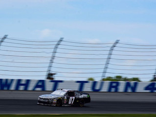 Mission Accomplished for Spencer Boyd at Pocono Xfinity Race