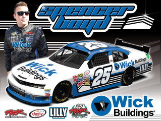 Spencer Boyd To Make NASCAR XFINITY Series Debut At Iowa Speedway