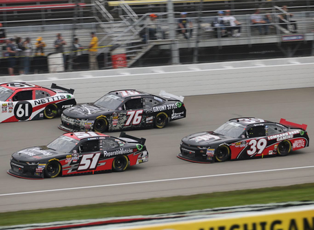 Boyd Outlasts Adverse Conditions in Michigan