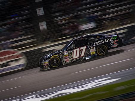 Spencer Boyd Achieves Goals at Texas Motor Speedway