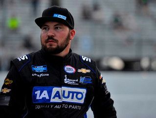 Spencer Boyd To Make Monster Energy NASCAR Cup Series Debut