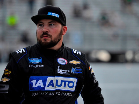 Spencer Boyd To Make Monster Energy NASCAR Cup Series Debut