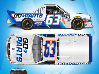 Spencer Boyd To Make NCWTS Debut In Go-Parts Dodge RAM At Martinsville