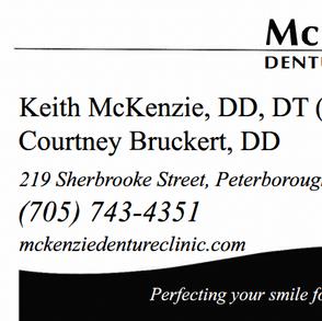 McKenzie Denture Clinic