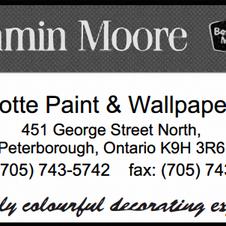 Charlotte Paint & Wallpaper Inc.