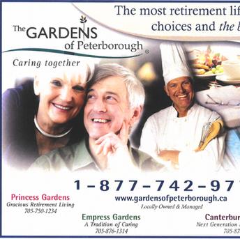 The Gardens of Peterborough