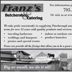 Franz's Butchershop & Catering