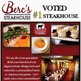 Berc's Steakhouse