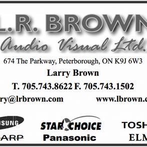 L.R. Brown Audio Visual