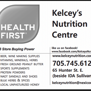 Kelcey's Nutrition Centre