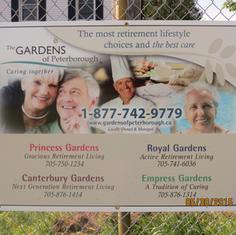 Gardens of Peterborough