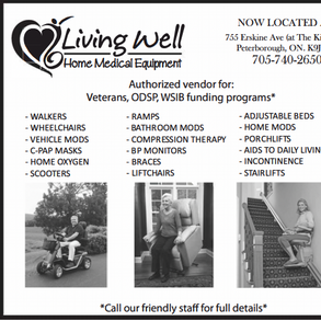 Living Well Home Medical Equipment