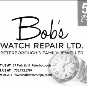 Bob's Watch Repair