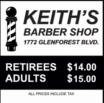 Keith's Barber Shop
