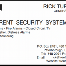 Trent Security Systems LTD