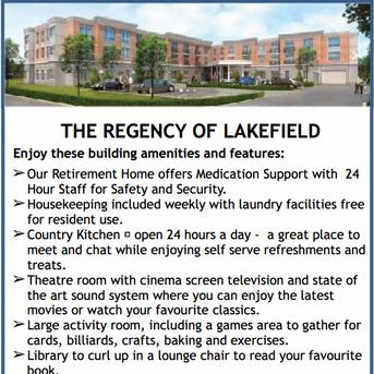 The Regency of Lakefield