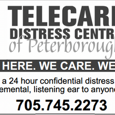 Telecare Distress Centre