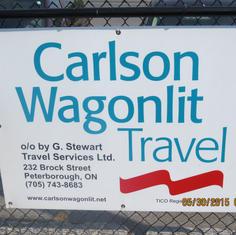 Carlson Wagonlit/ Blowes Stewart Travel Group