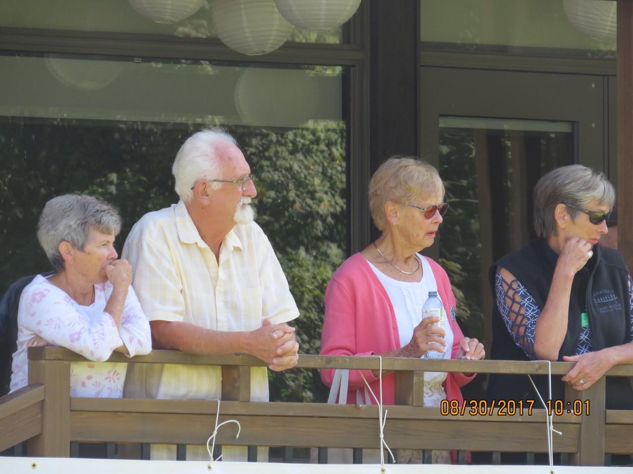 Spectators at final 4