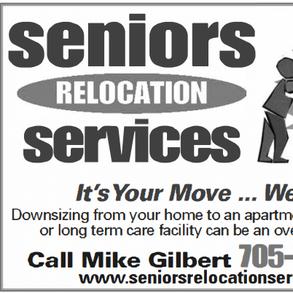 Seniors Relocation Services