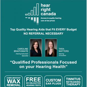 Hear Right Canada