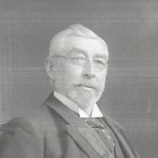 First President Dr. Robert Boucher 1901