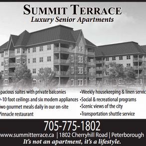 Summit Terrace Luxury Senior Apartments