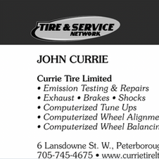Currie Tire Limited