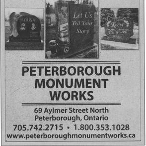 Peterborough Monument Works